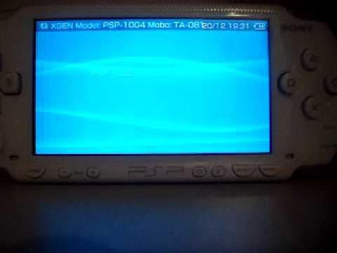 Cracké sa PSP. et MAJ 5.50 GEN D3