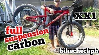 Salsa Bucksaw Carbon XX1 Fat Bike tunog mayaman