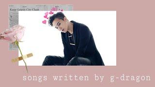 Download Lagu Best Songs Written/Co-Written By G-Dragon (BIGBANG) - reupload Gratis STAFABAND