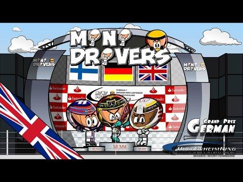 [ENGLISH] MiniDrivers - Chapter 6x10 - 2014 German Grand Prix