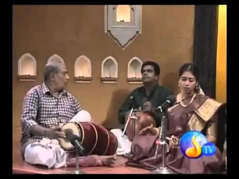 Nithyasree Mahadevan - Om Sakthi Om Sakthi Om Parasakthi