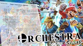 "Super Smash Bros. Ultimate: ""Main Theme"" - Orchestral Cover - Score & Parts"