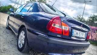 Mitsubishi Carisma 1,8 GDI 2001