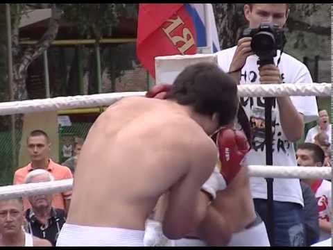 Сослан Тедеев vs Равиль Мухамедяров