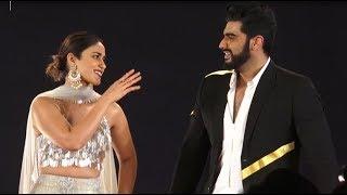 Ileana D'Cruz & Arjun Kapoor Dancing Hawa Hawa Video Song At The Mubarakan Night