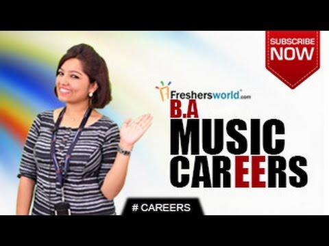 CAREERS IN BA MUSIC – Certification Course,Diploma,Singer,Radio Jockey,Salary Package