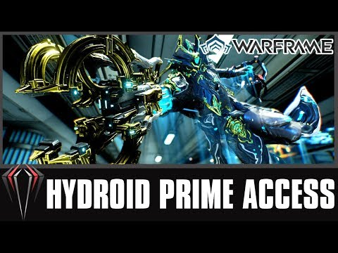 Warframe First Look: HYDROID PRIME ACCESS