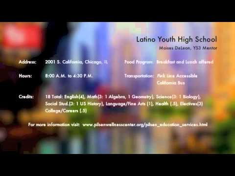 Latino Youth High School - YS3 Recruitment