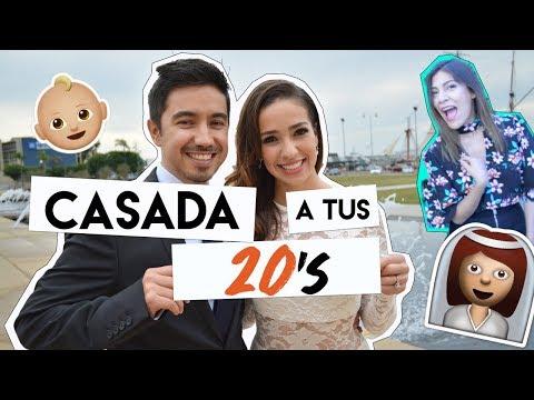 CASADA A TUS 20'S | SKETCH FT. KATIA NABIL , MAFER GONZALEZ