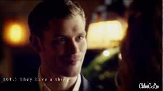 101 Reasons To Ship Klaus + Caroline
