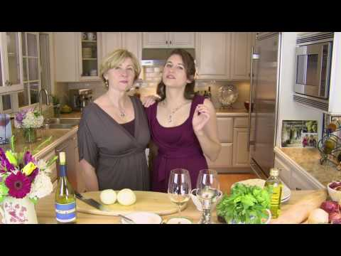 Wine Country at Home - Flatbread Recipe - Food Network
