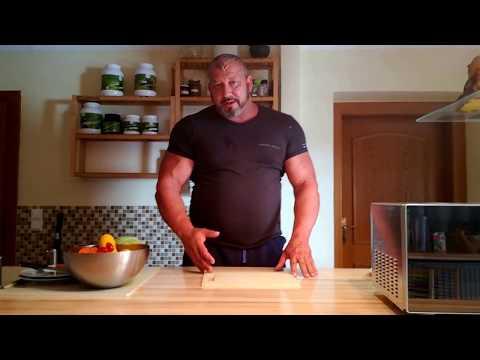 Ernährung von und mit Martin Hoi - Hühnchensalat