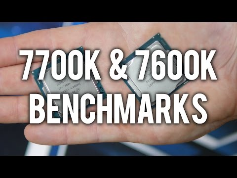 Intel Core i7 7700K & Core i5 7600K: The Official Kaby Lake Review