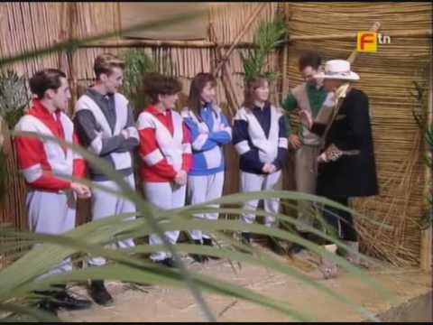 The Crystal Maze (series 1, episode 1) part 1