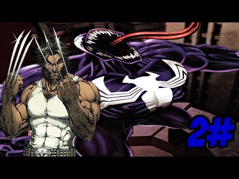 Ultimate Spider man #2 - Venom VS Wolverine - YouTube
