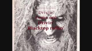TWO LANE BLACKTOP - Rob Zombie