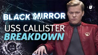 Black Mirror Season 4 USS Callister Breakdown And Easter Eggs!