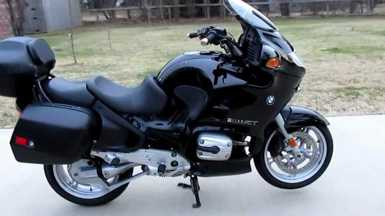 2004 Bmw R1150 Rt Abs Navagation New Michelin Pilot