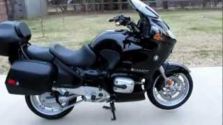 2004 BMW R1150 RT, ABS, Navagation, new Michelin Pilot Road III