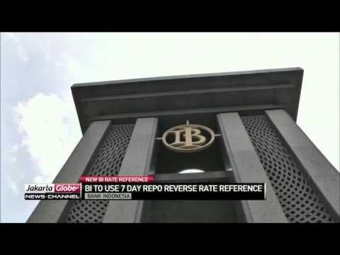 New Bank Indonesia Rate Reference