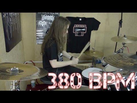 150/300 - 190/380 BPM Hyperblastbeat!!!