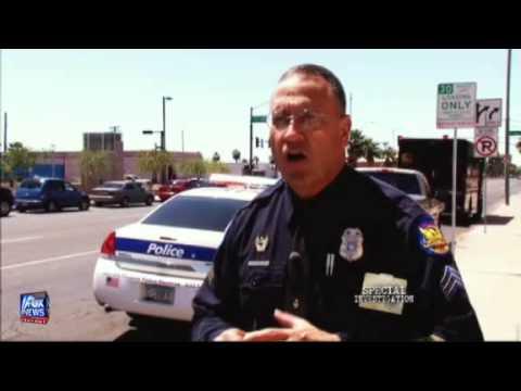 Mexican Drug Violence Spills Into Arizona