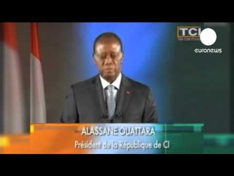 Ouattara loyalists attack Gbagbo residence euronews world news