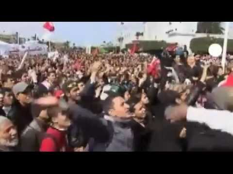 Tunisian Revolution - Freedom- Maher Zain.wmv video