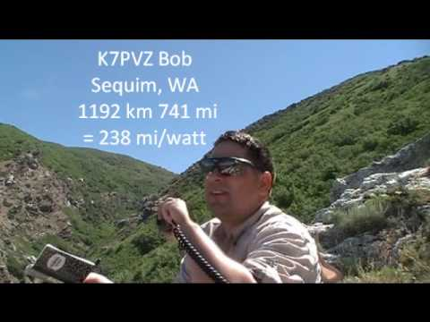First SSB QRP QSO part 1 (3)