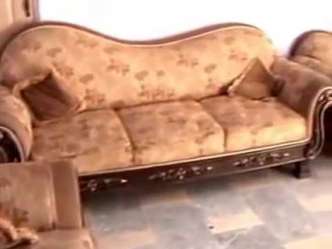 7 Seater Sofa For Sale (OLX) Karachi - YouTube