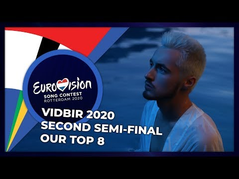 Vidbir 2020 (Ukraine) | Second Semi-Final | OUR TOP 8
