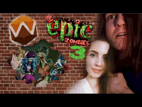 Tiny Epic Zombies #3 | Ki van ez számolva, na (Éjjeli Vakond, HeyJulie)