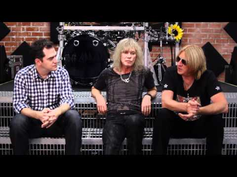 Def Leppard Interview with Mark Douglas
