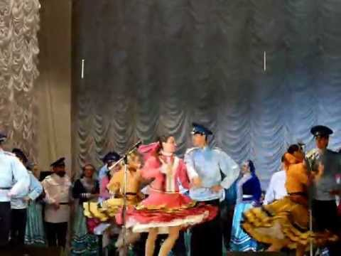 Оренбургский народный хор, Сказ о казаках, Миасс, 2011г.