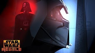 Darth Vader Compilation | Star Wars Rebels | Disney XD
