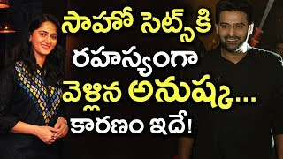 Prabhas & Anushka Relationship Update | Tollywood Gossips | Latest Celebrity News | Tollywood Nagar