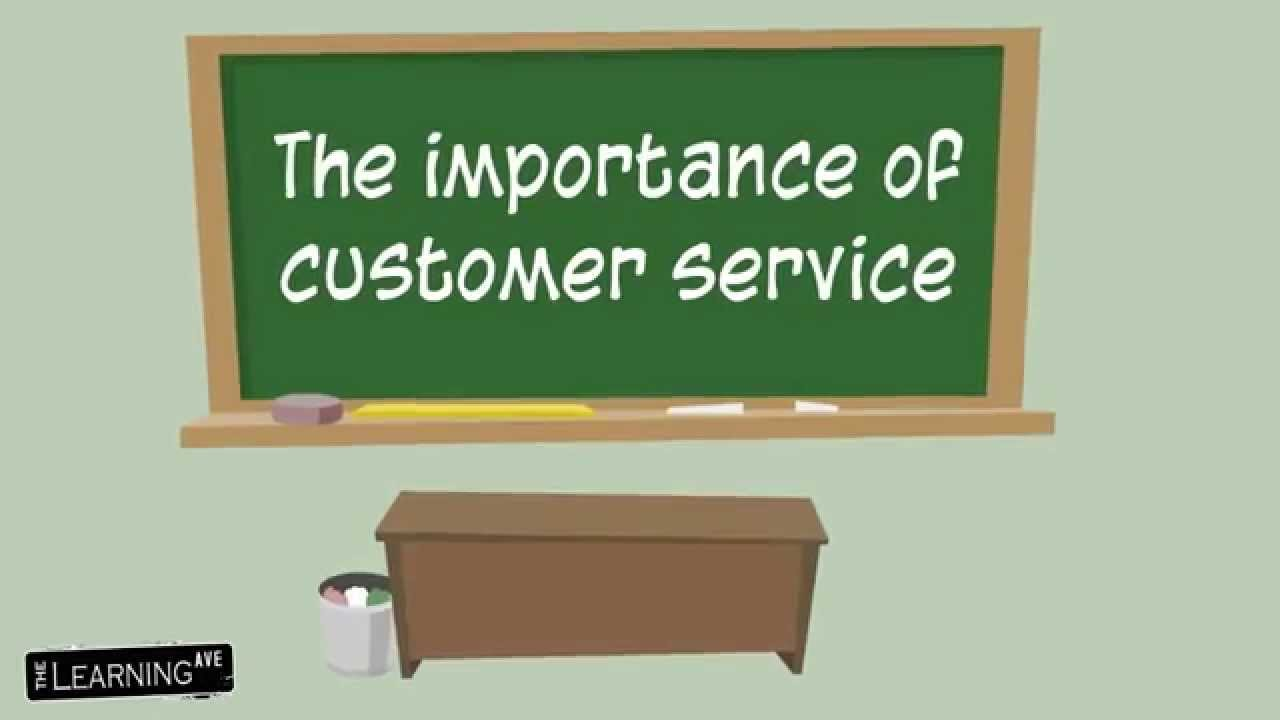 importance of customer care There are certain customer service skills that every employee must master if they are forward-facing with customers without them, you run the risk of finding your business in an embarrassing customer service train-wreck, or you'll simply lose customers as your service continues to let people down.