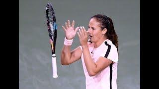 2018 Indian Wells Semifinal   Daria Kasatkina vs. Venus Williams   WTA Highlights