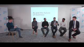 AI and the future of business | The power of AI is immense