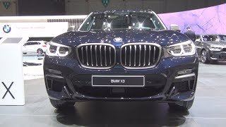 BMW X3 M40i xDrive (2019) Exterior and Interior