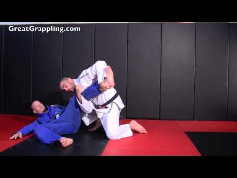 Open Guard Sweep Failed Koala To Ankle Pick Image 1