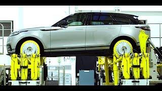 """Range Rover Velar Review """"World"""