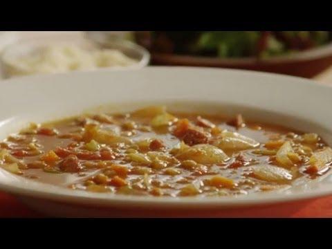 Soup Recipe – How to Make Lentil Soup