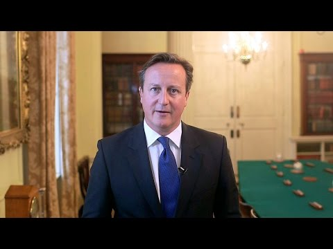 Rosh Hashanah and Yom Kippur 2014: David Cameron's message