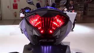 2019 Yamaha R3 FullAcc Special Premium Rare Features Edition First Impression
