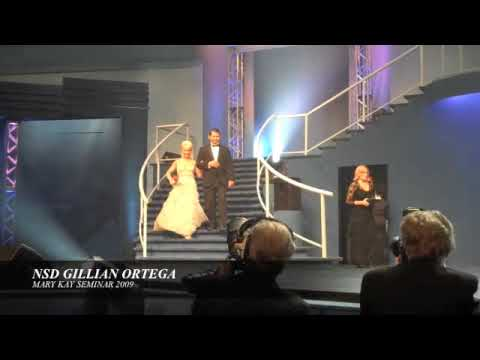 Mary Kay Seminar 2009 NSD Gillian Ortega National Recognition Video