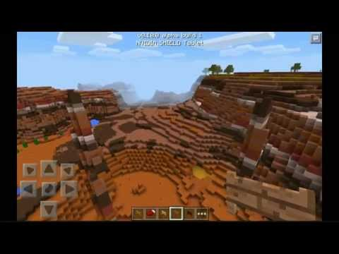 Minecraft Pocket Edition 0.10.0 Alpha Build 1 Livestream Day 1