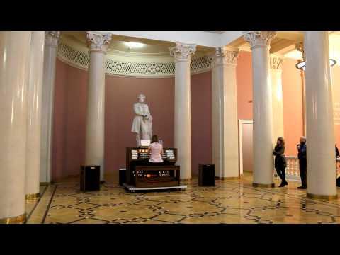 Бах Иоганн Себастьян - BWV 919 - Фантазия (до минор)