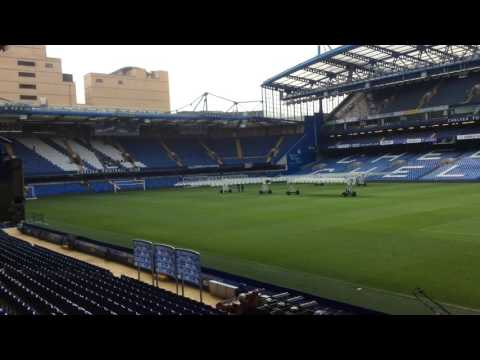 18 October 2015 - Visiting The Stamford Bridge Chelsea FC, London