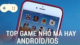Vật Vờ| Mừng Thọ 2016 - Giới thiệu 10 game nhỏ và hay cho smartphone